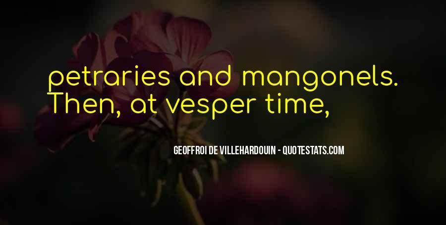 Vesper Quotes #1586694