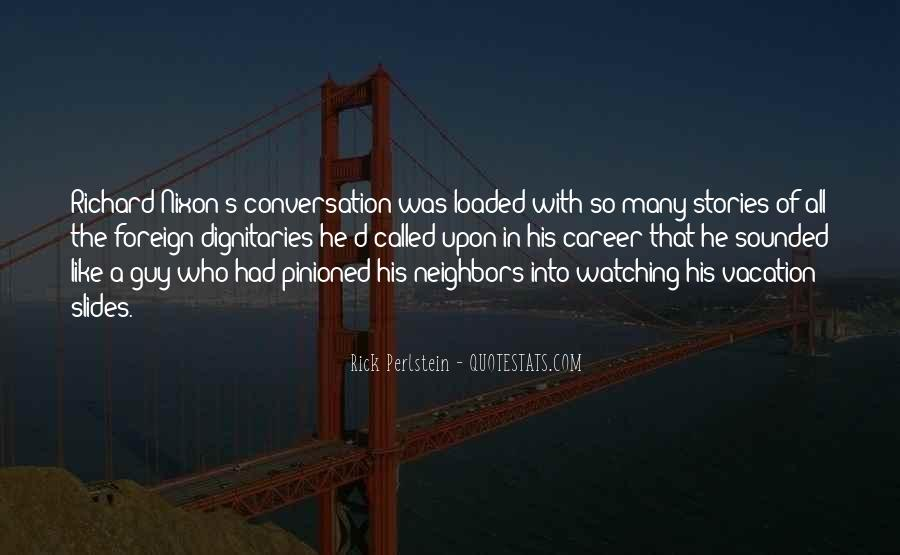 Quotes About A Vacation #210371