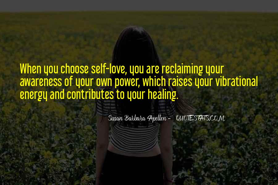 Vibrational Healing Quotes #1018387