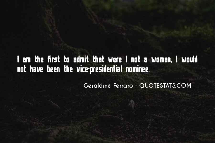 Vice Presidential Quotes #1453179