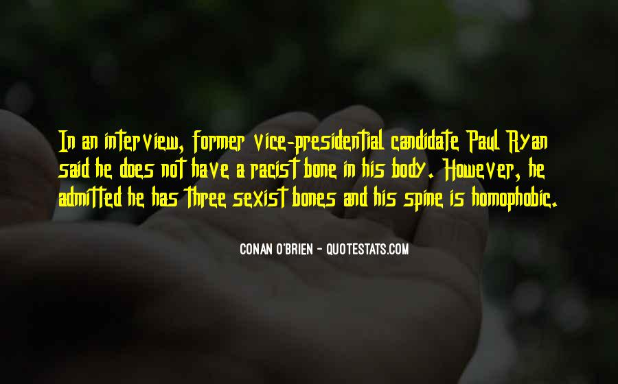 Vice Presidential Quotes #538314