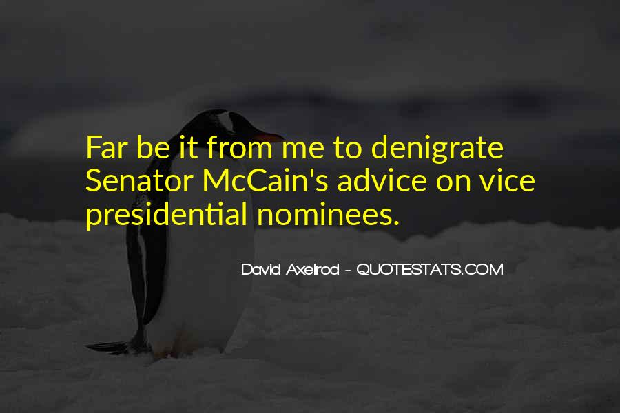 Vice Presidential Quotes #850734