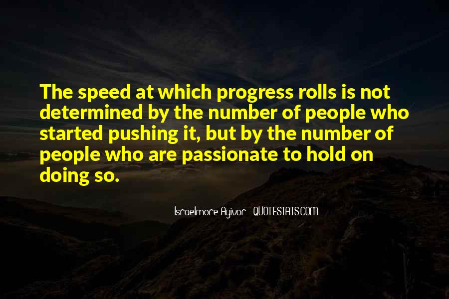Quotes About Enthusiasm Passion #100275