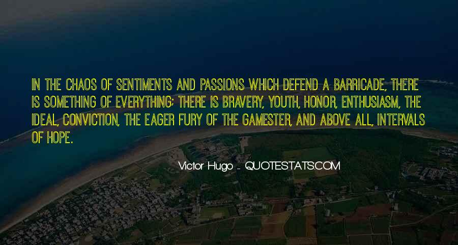 Quotes About Enthusiasm Passion #1300633