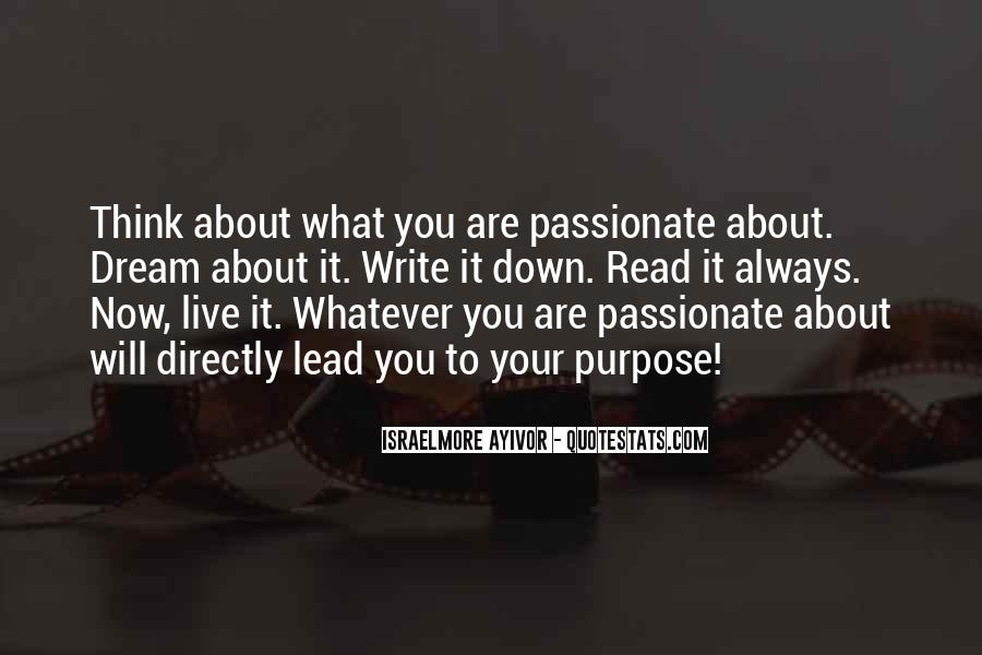 Quotes About Enthusiasm Passion #1306966