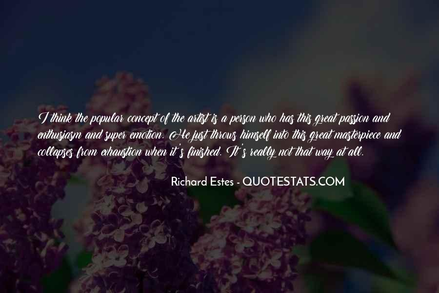 Quotes About Enthusiasm Passion #1576516