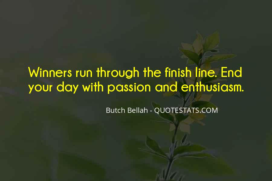 Quotes About Enthusiasm Passion #1750109