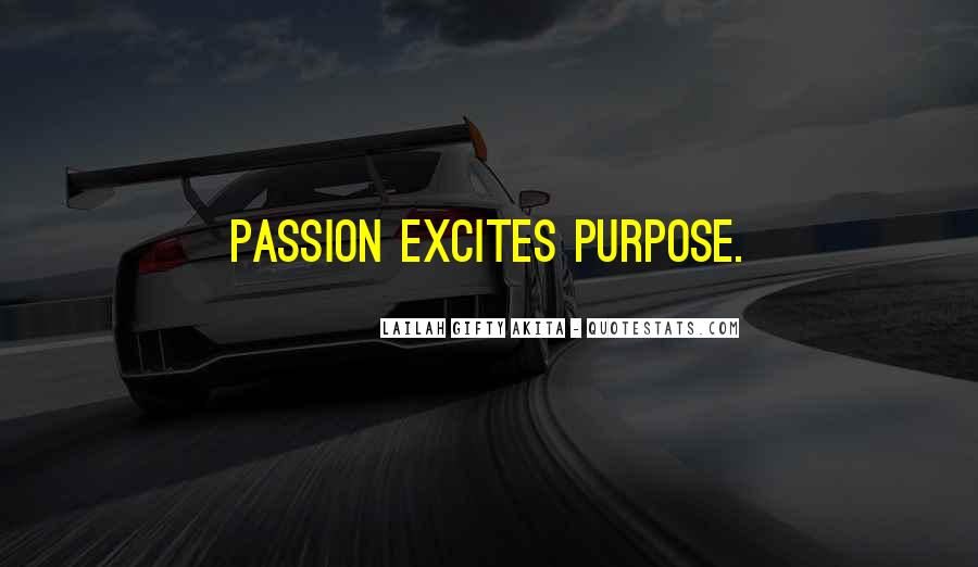 Quotes About Enthusiasm Passion #1875563