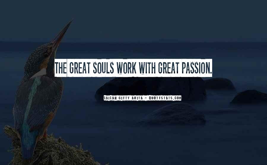 Quotes About Enthusiasm Passion #70490