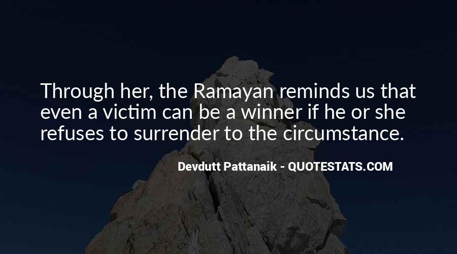 Victim Of Circumstance Quotes #1161884