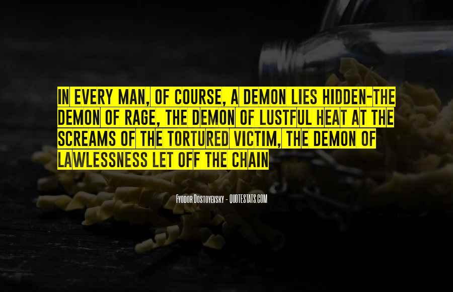 Victim Of Lies Quotes #772052
