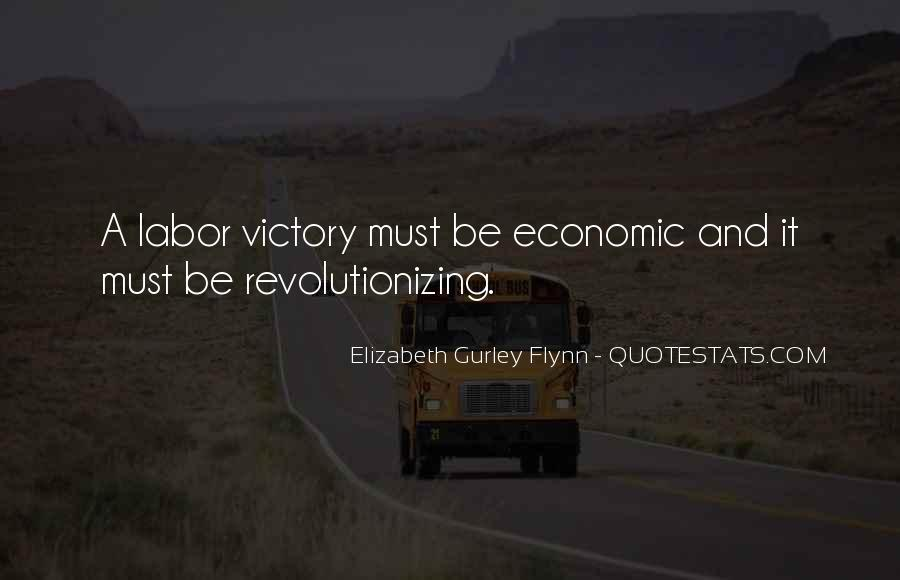 Victory Is Ours Quotes #7755