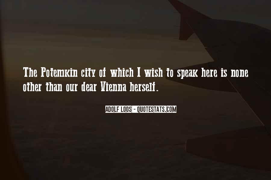 Vienna City Quotes #587744