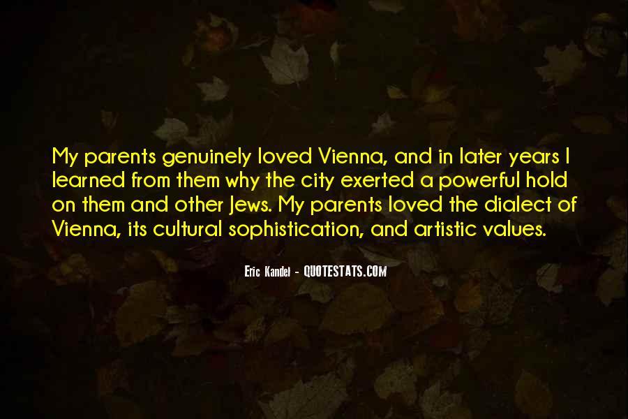 Vienna City Quotes #650599