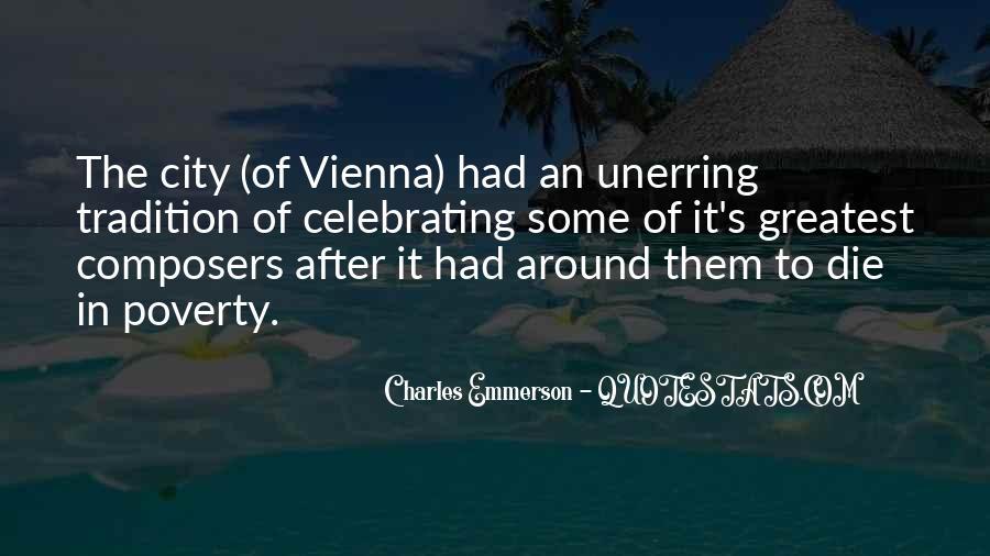 Vienna City Quotes #768504