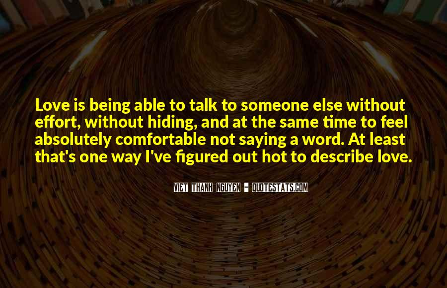 Viet Love Quotes #421087
