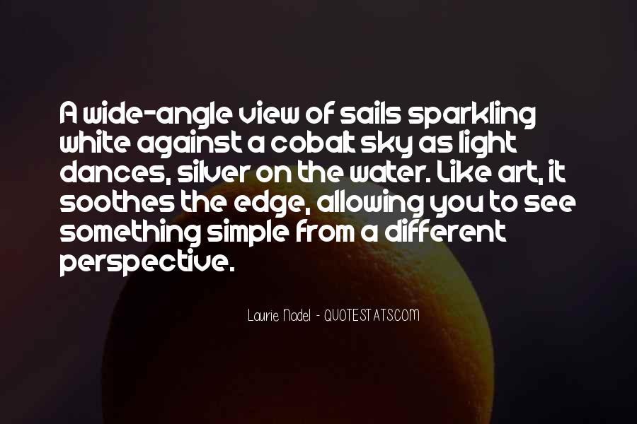 View From The Sky Quotes #1035047