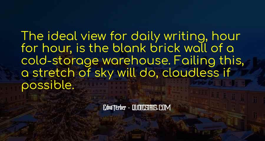 View From The Sky Quotes #1174592