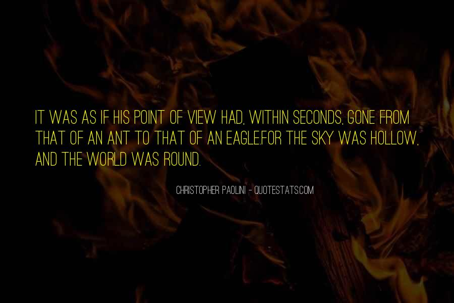 View From The Sky Quotes #138538