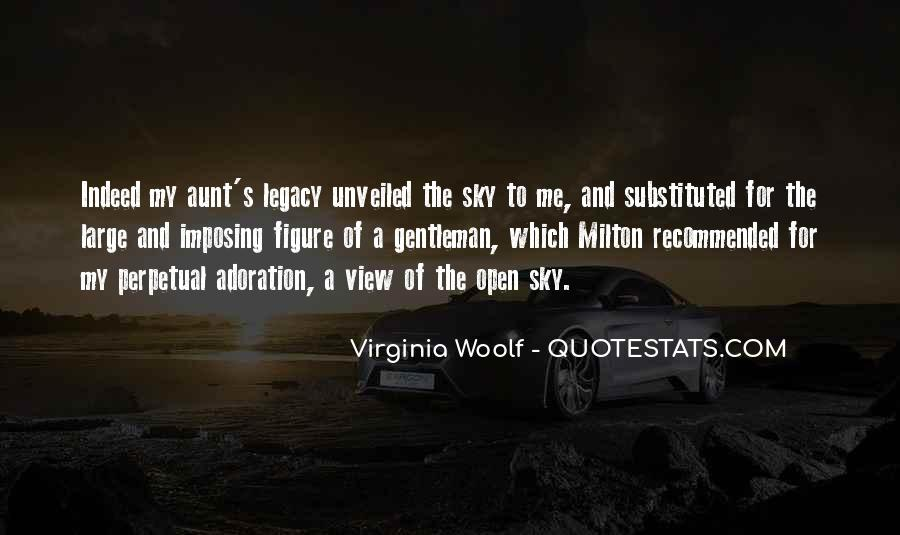View From The Sky Quotes #1444653