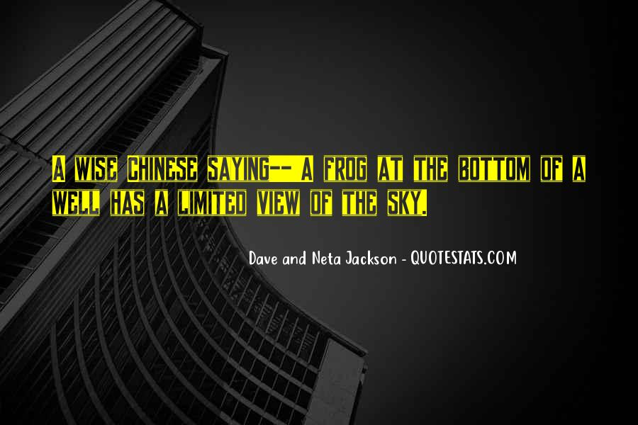 View From The Sky Quotes #1517462