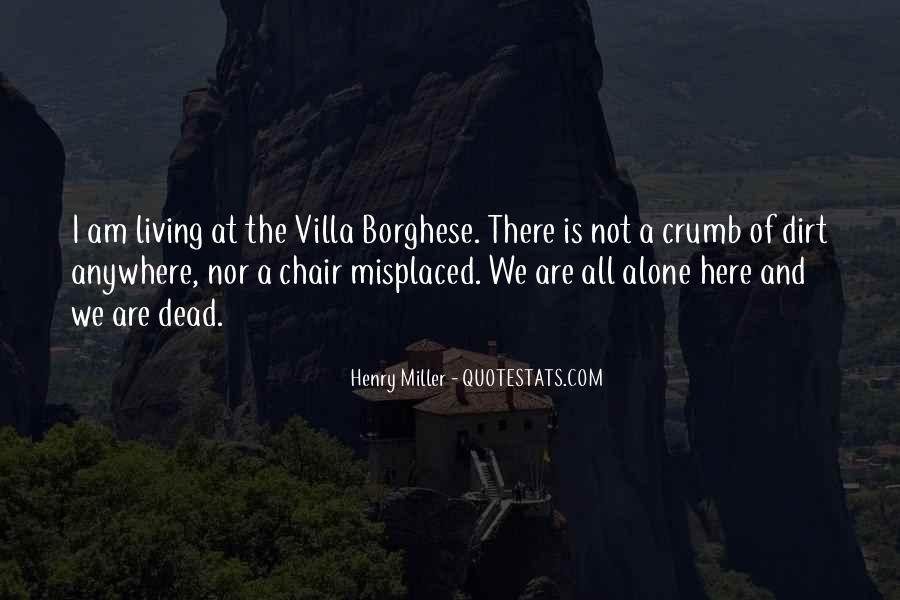 Villa Borghese Quotes #1065301
