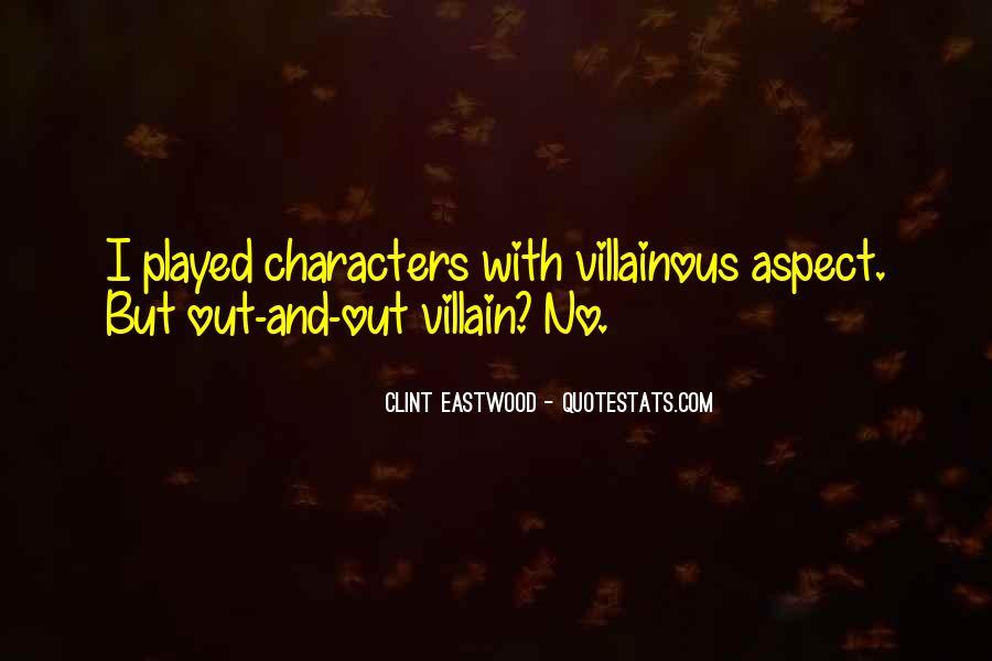Villainous Quotes #1045520