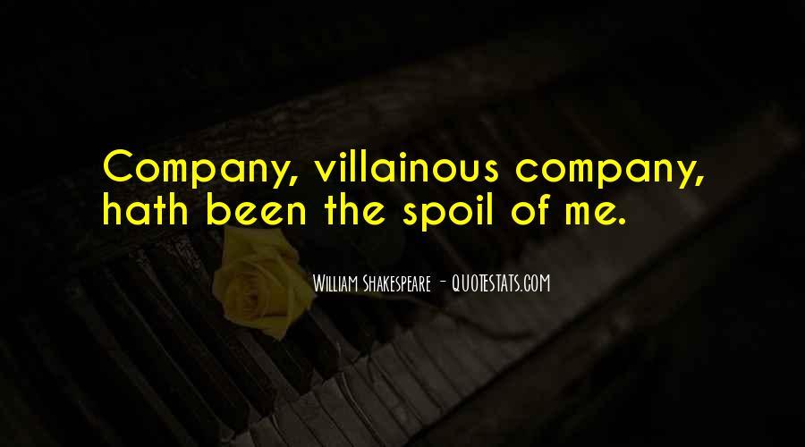 Villainous Quotes #1047228