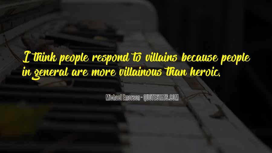 Villainous Quotes #1505228