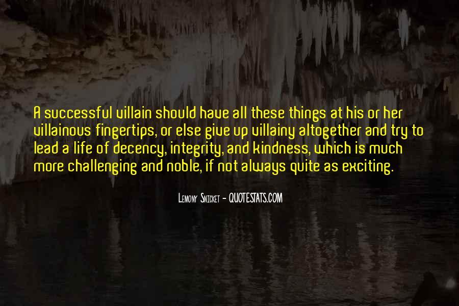 Villainous Quotes #363098