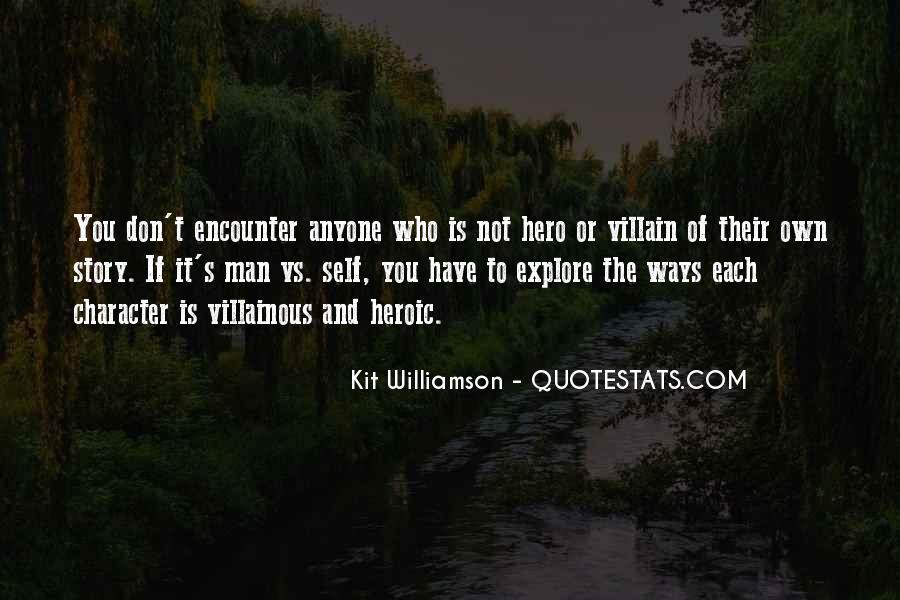 Villainous Quotes #516369