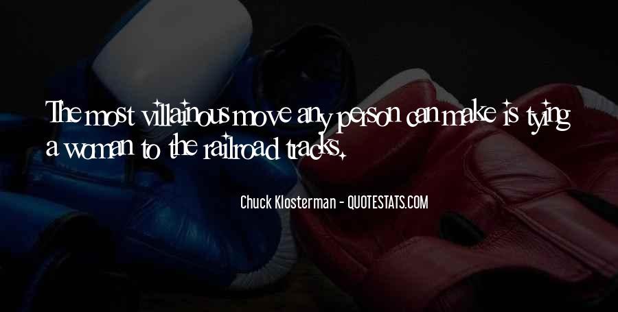 Villainous Quotes #605597
