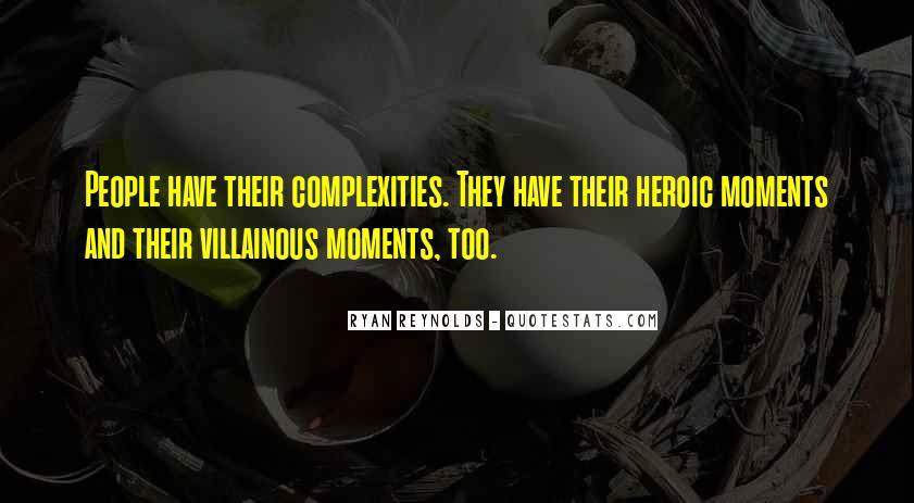 Villainous Quotes #611974