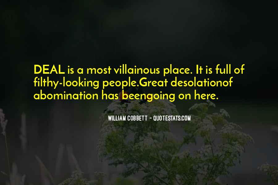 Villainous Quotes #750852