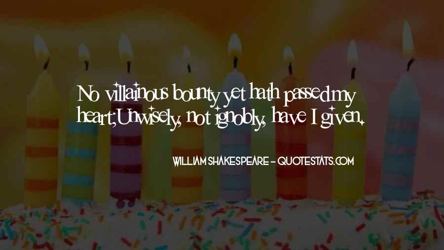 Villainous Quotes #861311