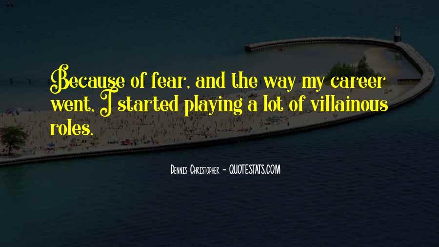 Villainous Quotes #936302