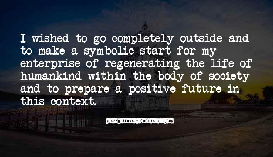 Quotes About Symbolic #139370