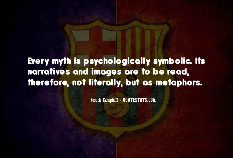 Quotes About Symbolic #141886