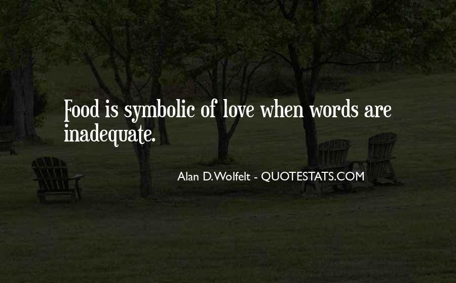 Quotes About Symbolic #157928