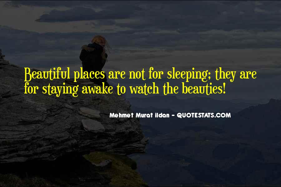 Quotes About Staying Awake #698685