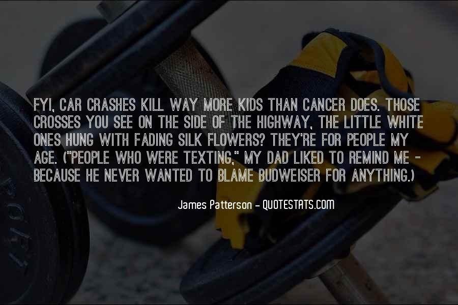 Quotes About Your Dad Having Cancer #1229788