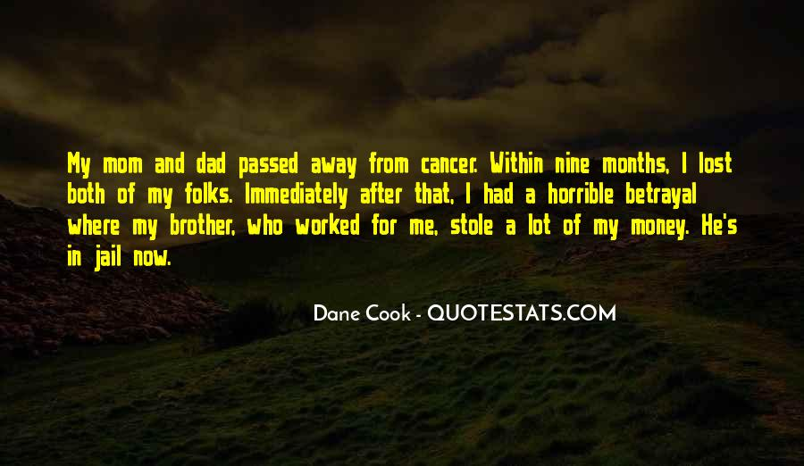 Quotes About Your Dad Having Cancer #1461643