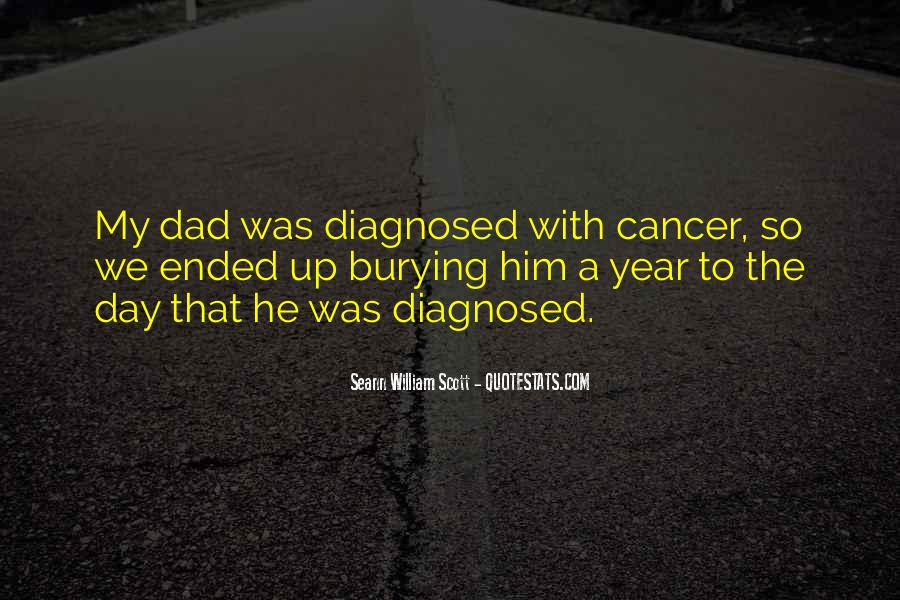 Quotes About Your Dad Having Cancer #387423