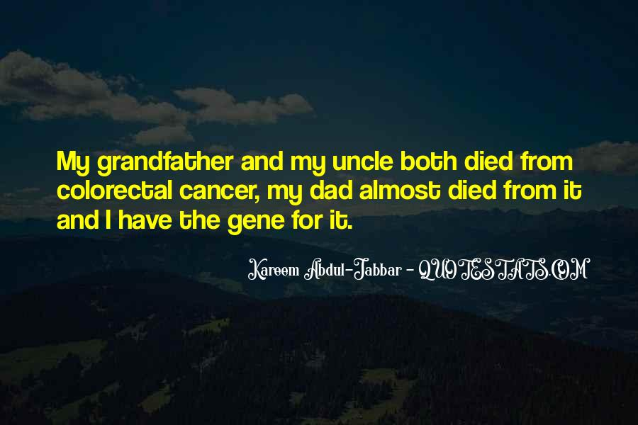 Quotes About Your Dad Having Cancer #961445