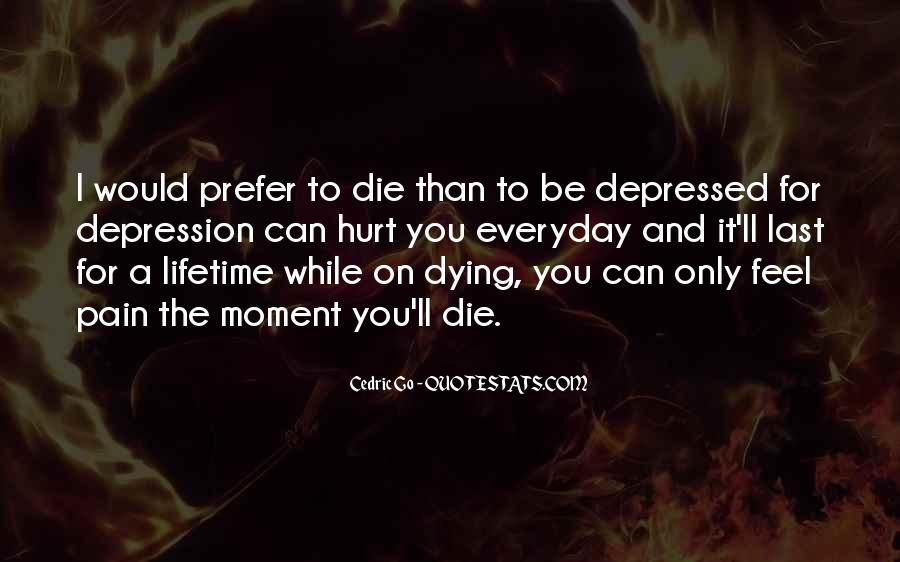 Quotes About Depression And Loneliness #1670420