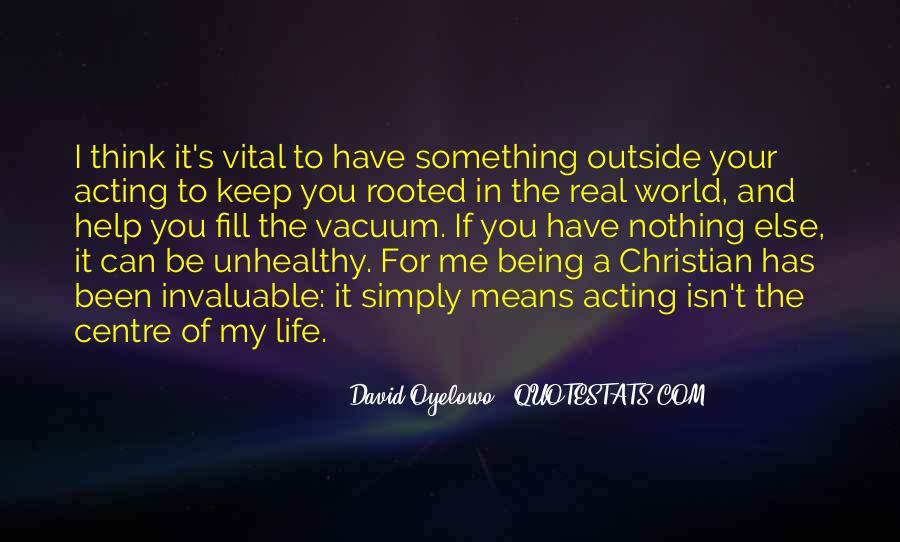 Vital Life Quotes #204422