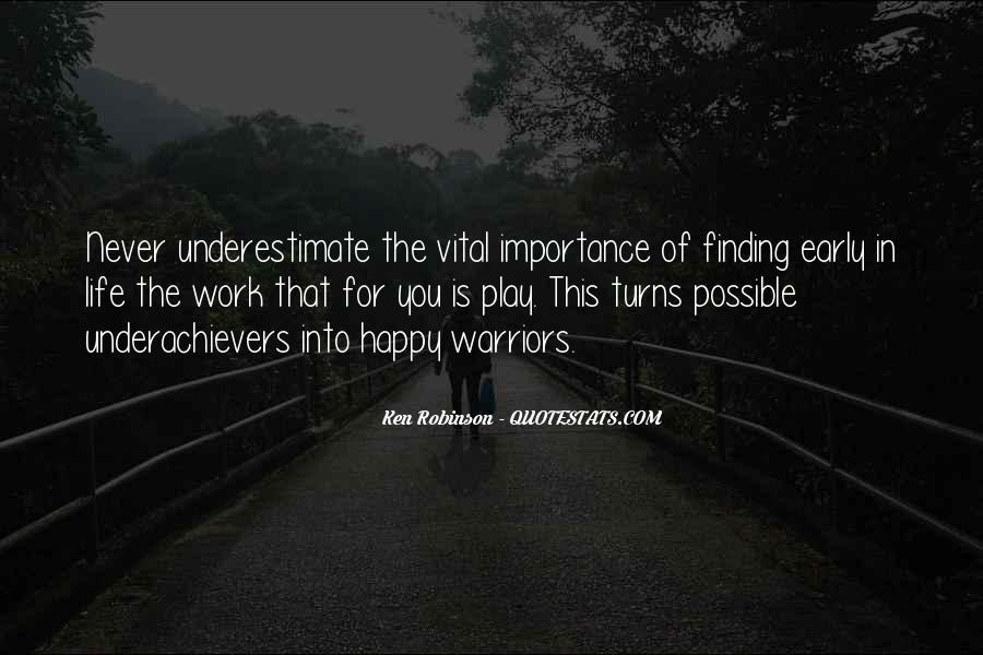 Vital Life Quotes #230545