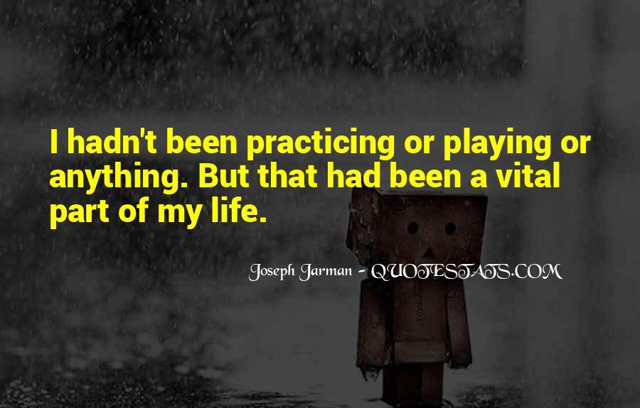 Vital Life Quotes #249514