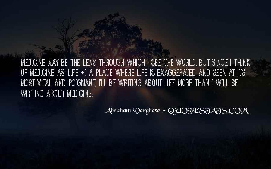 Vital Life Quotes #358507