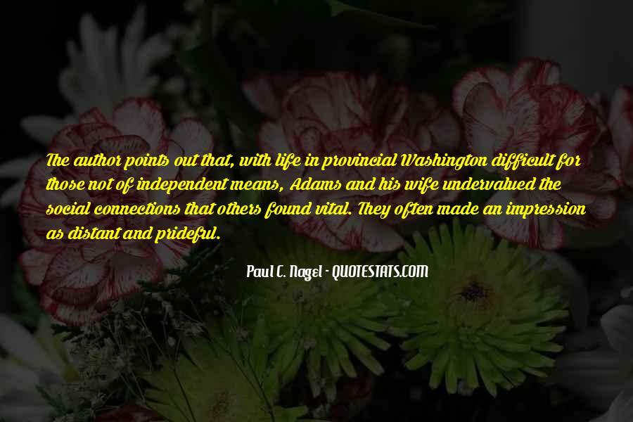 Vital Life Quotes #408906